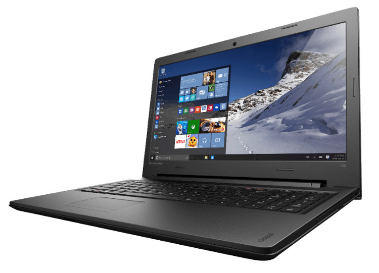 "Lenovo NB 100-15 i5-5200U/4Gb/500Gb/DRW/15,6""/Win10"