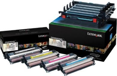 Lexmark Imaging Unit Black&Color Kit C540X74G C540X74C540