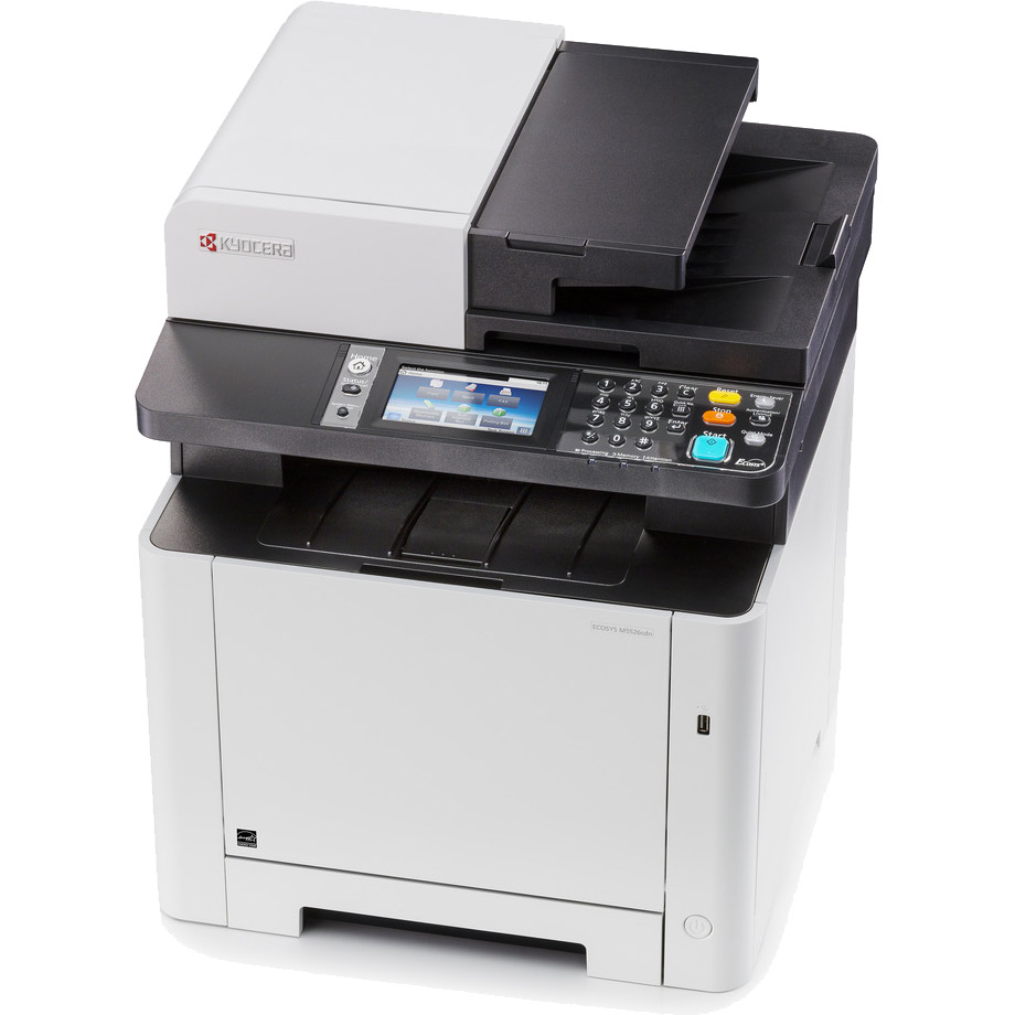 KYOCERA Printer M5526CDN Multifuction Colour Laser