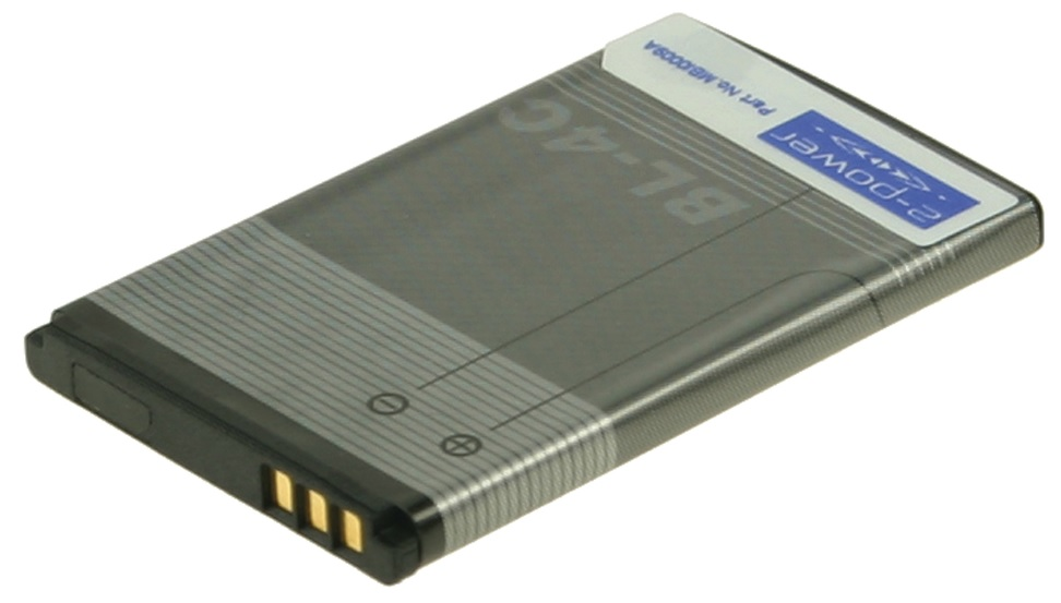 Μπαταρία για Nokia BL-4C Phone Battery 3.7V 600mAh 2-Power