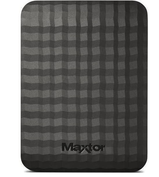Eξωτερικός Δίσκος Maxtor 2,5'' M3 Portable 2TB USB 3.0 Black