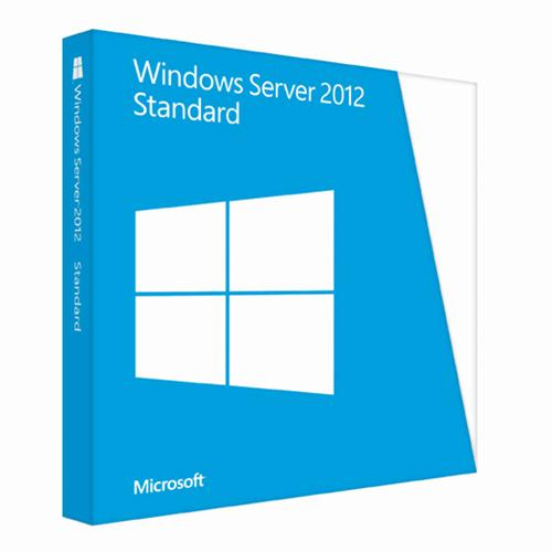 Windows Server 2012 R2 Standard Edition English 1pk DSP OEI DVD