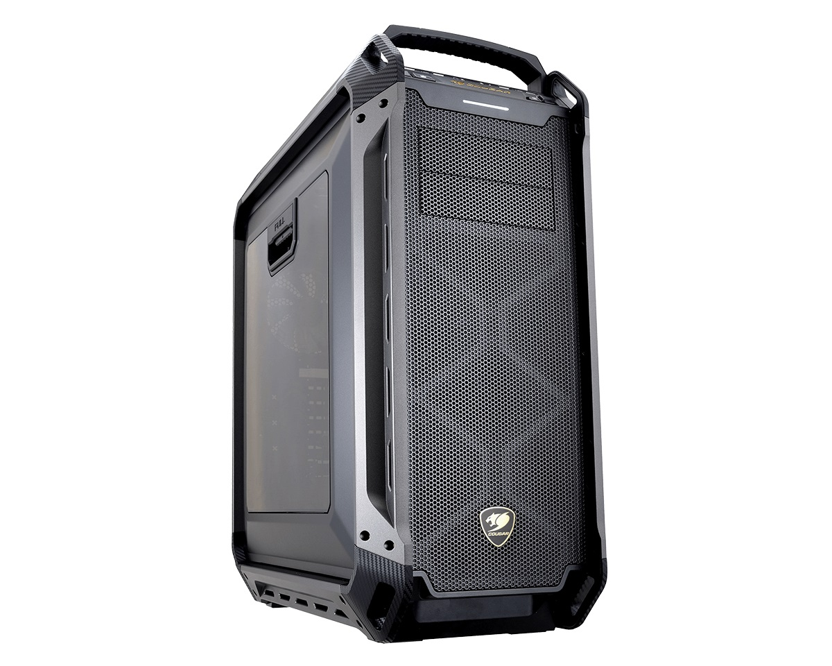 Κουτί ΗΥ CC-COUGAR Panzer Max Full Tower E-ATX BLACK USB 3.0
