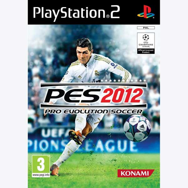 PS2-GAME : PRO EVOLUTION SOCCER 2012