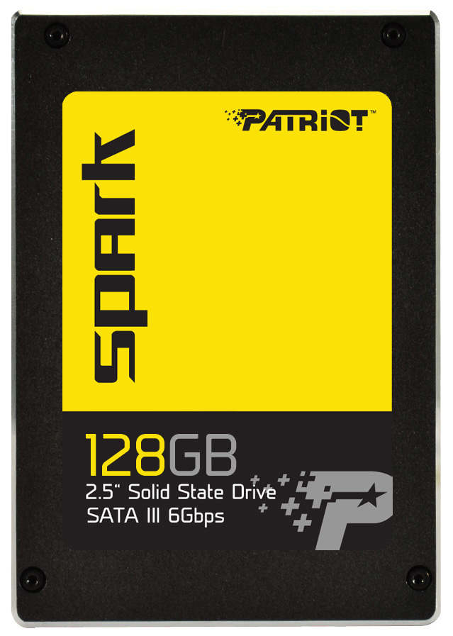 Patriot SSD Spark 128GB Phison S11/Trim/Smart/Sata3