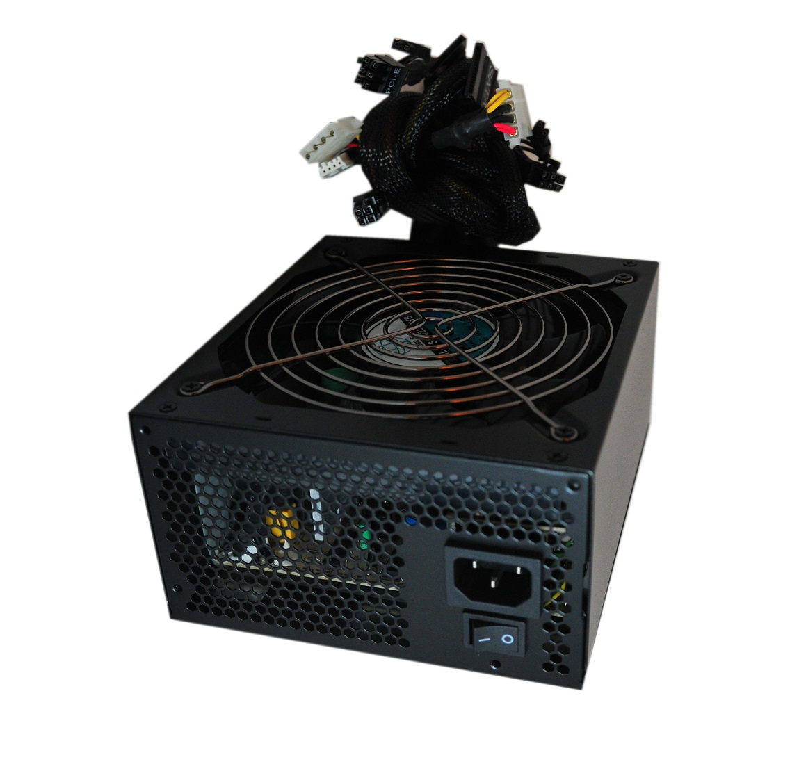 Τροφοδοτικό ALLIED TECH PSU ATX 550W Big Fan Low Noise 24p