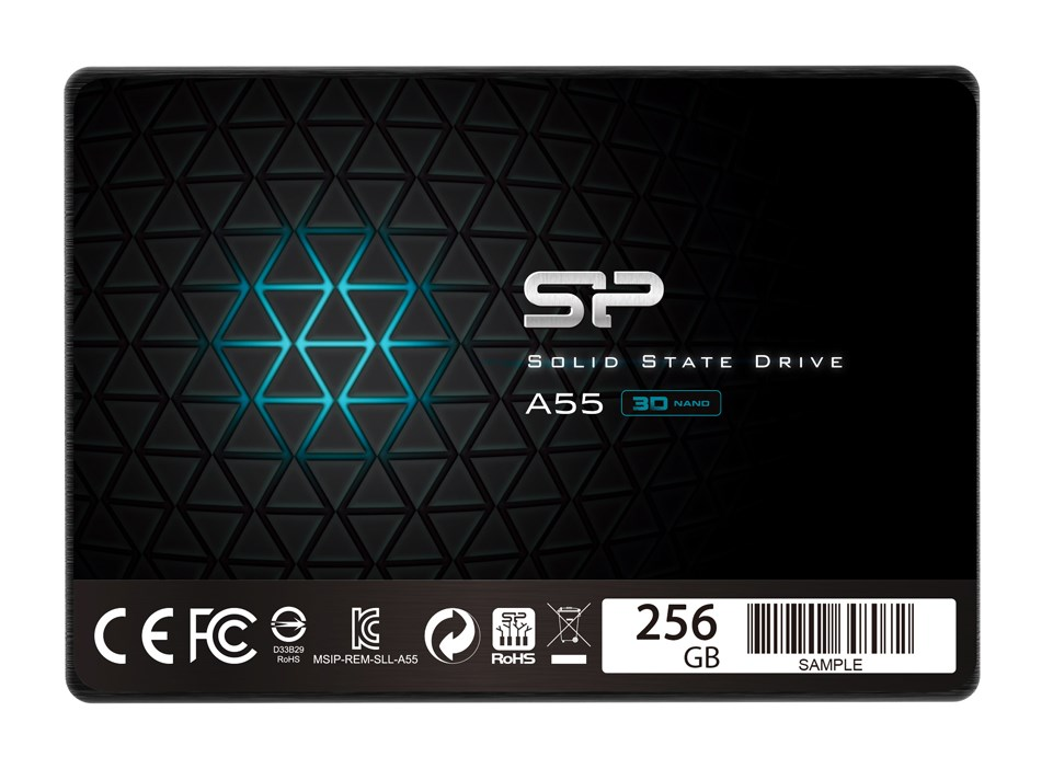 "SILICON POWER SSD A55 240GB 2.5"" SATA 3 560/530"