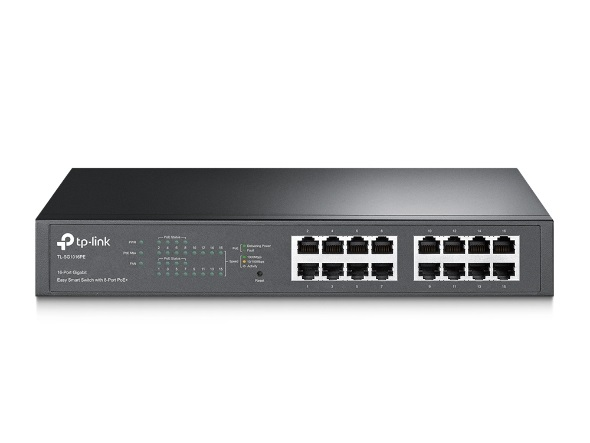 TP-LINK TL-SG1016PE SWITCH 10/100/1000 Gigabit 8POE