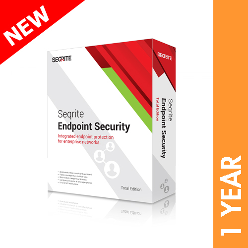 Seqrite Endpoint Security Total Edition Renewal - 1Year Ανανέωση