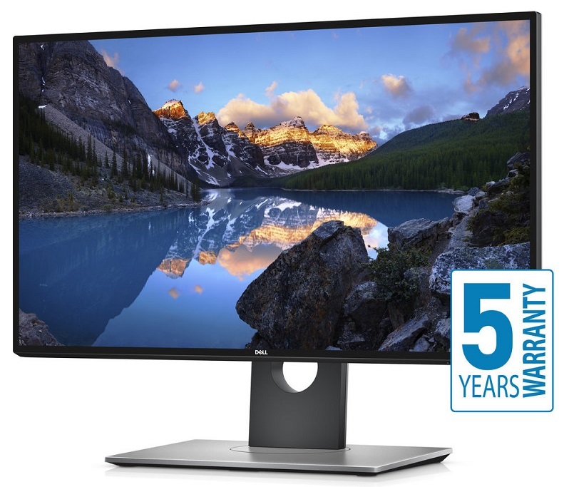 "Dell Ultrasharp 25"" LED IPS U2518D Slim Bezel HDMI/USB3.0 5YW"
