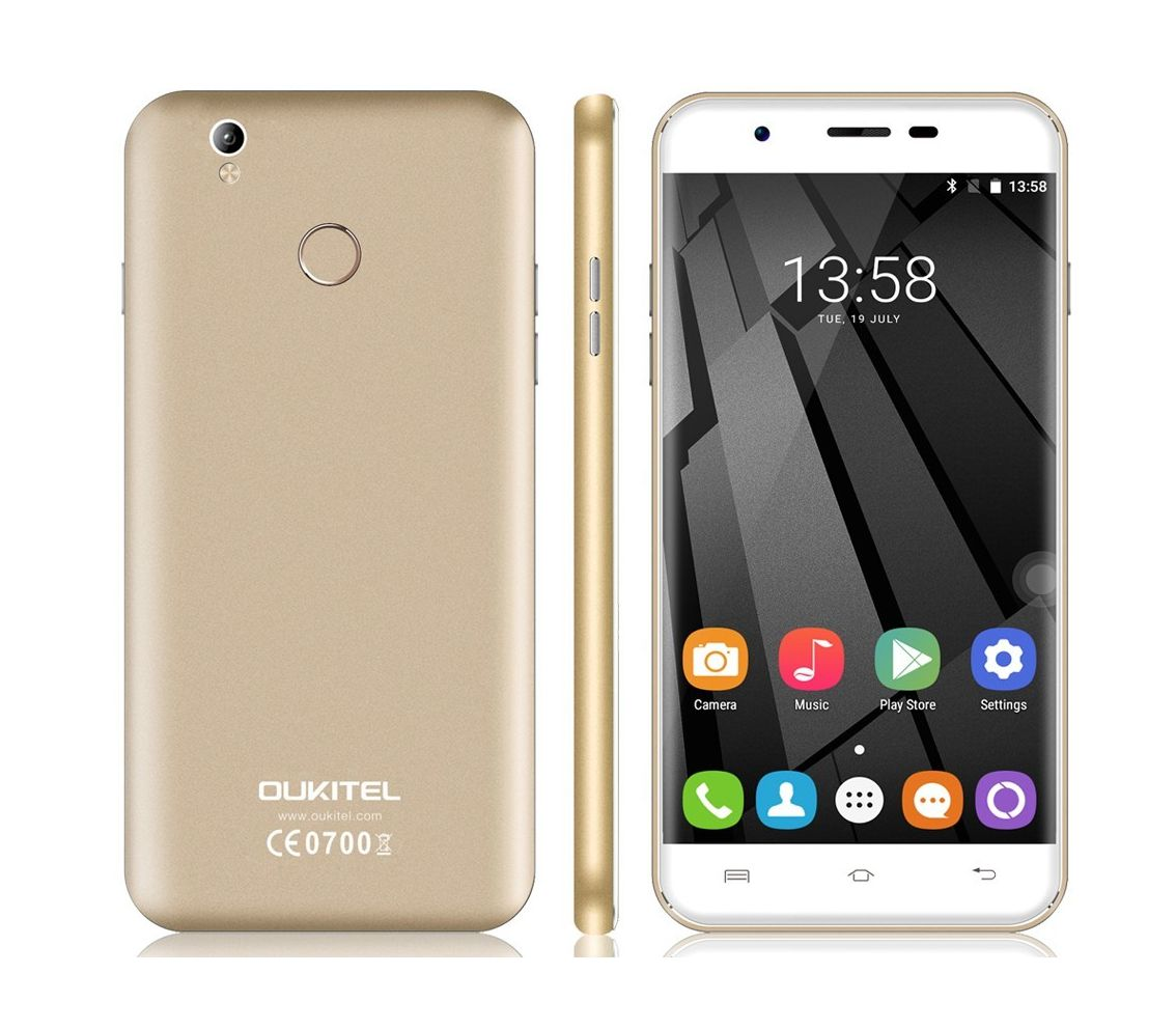 "OUKITEL Smartphone U7 PLUS 4G 2/16G IPS 5.5"" Quad Core"