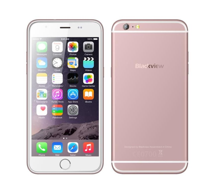BLACKVIEW Smartphone Ultra, 4.7inch, 4-Core, Rose Gold