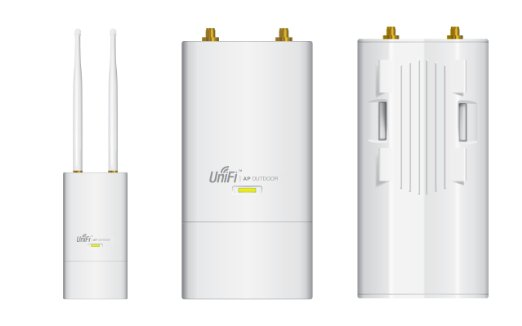 Ubiquiti UAP-OUTDOOR+ Outdoor AP MIMO 2,4GHz