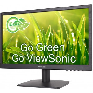 "Viewsonic 19"" TFT VA1901A 1366x768/200cd/600:1/5ms Led"