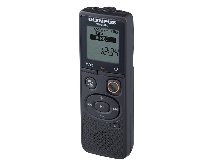 Olympus VN-541PC Digital Voice Recorder Λογογράφος Ψηφιακός 4Gb