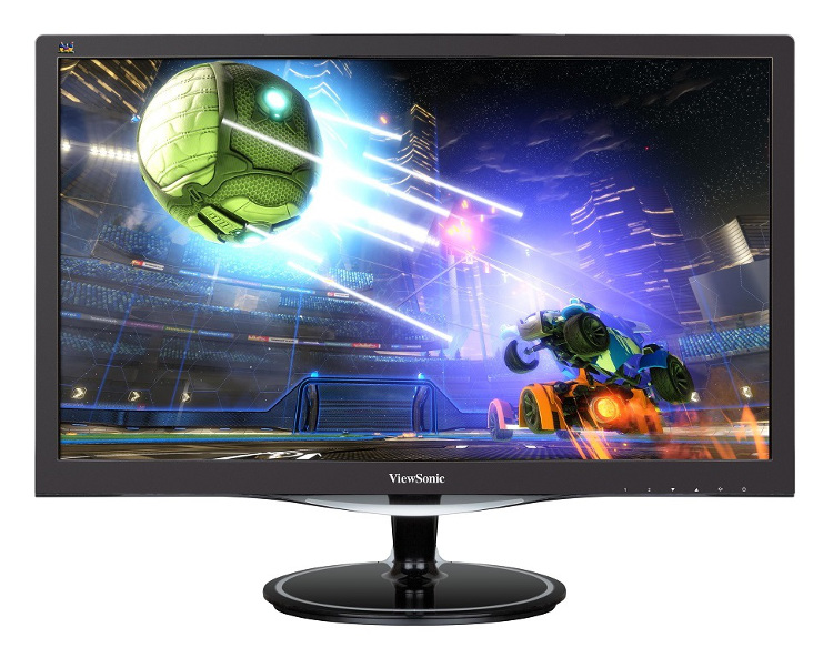 "Viewsonic 27"" VX2757-mhd 1920x1080/300cd/1200:1/1ms LED"