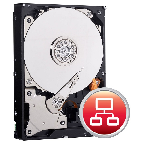 Σκληρός Δίσκος Western Digital Red 1TB WD10EFRX
