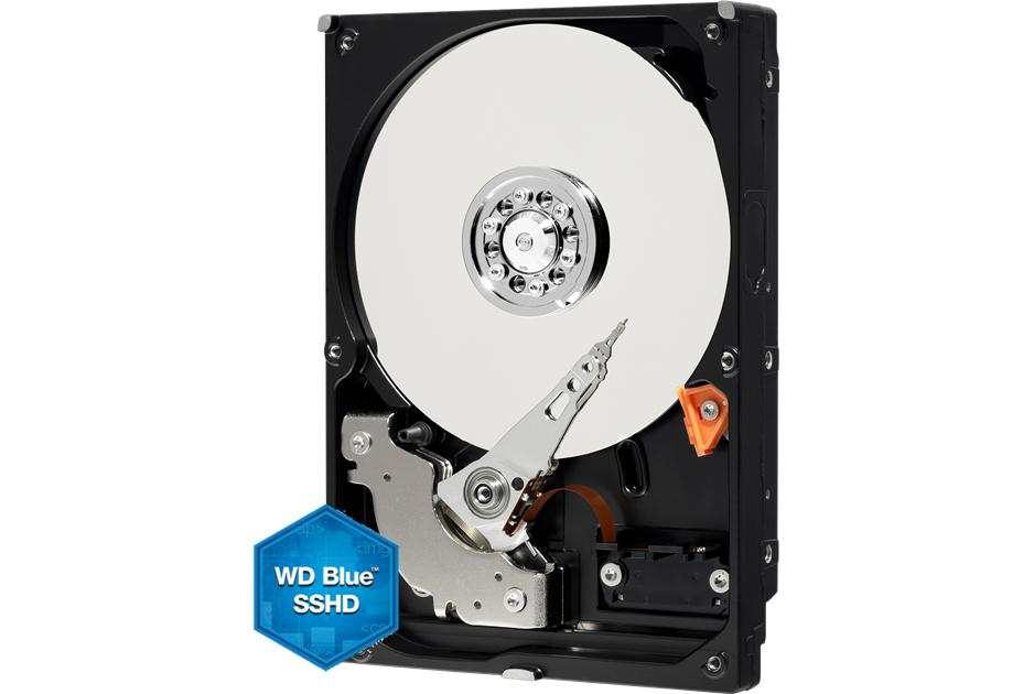 Σκληρός Δίσκος Western Digital Blue SSHD 1TB WD10J31X Slim