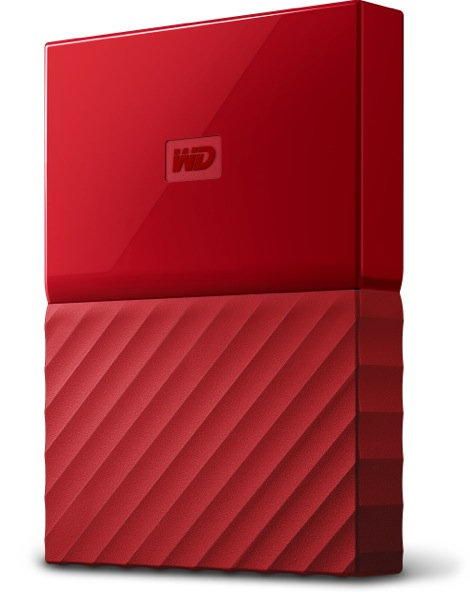 Western Digital HDD My Passport 1TB WDBYNN0010BRD