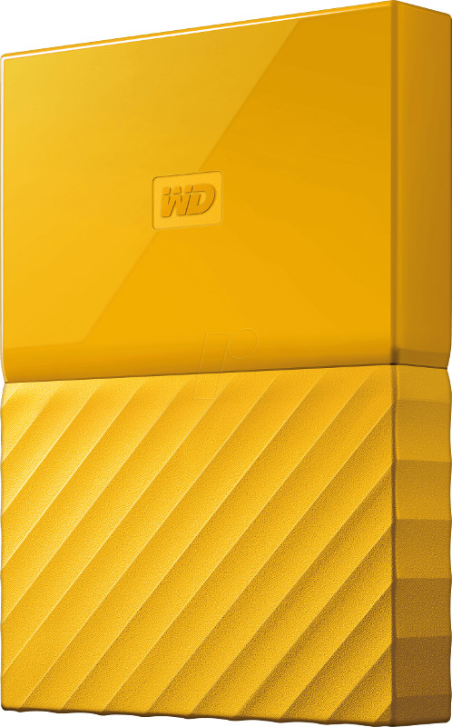 Western Digital HDD My Passport 1TB WDBYNN0010BYL