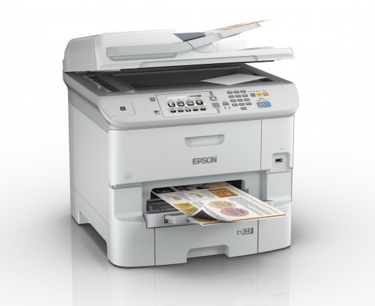 EPSON WorkForce Pro WF-6590DWF A4 34ppm PSC-Fax WiFi/Duplex DADF