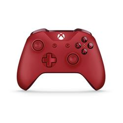 Wireless Controller Microsoft XBOX One Red WL3-00028