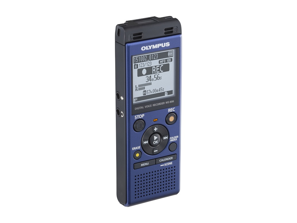 Olympus WS-806 Digital Voice Recorder+Music Player Ψηφιακός 4Gb