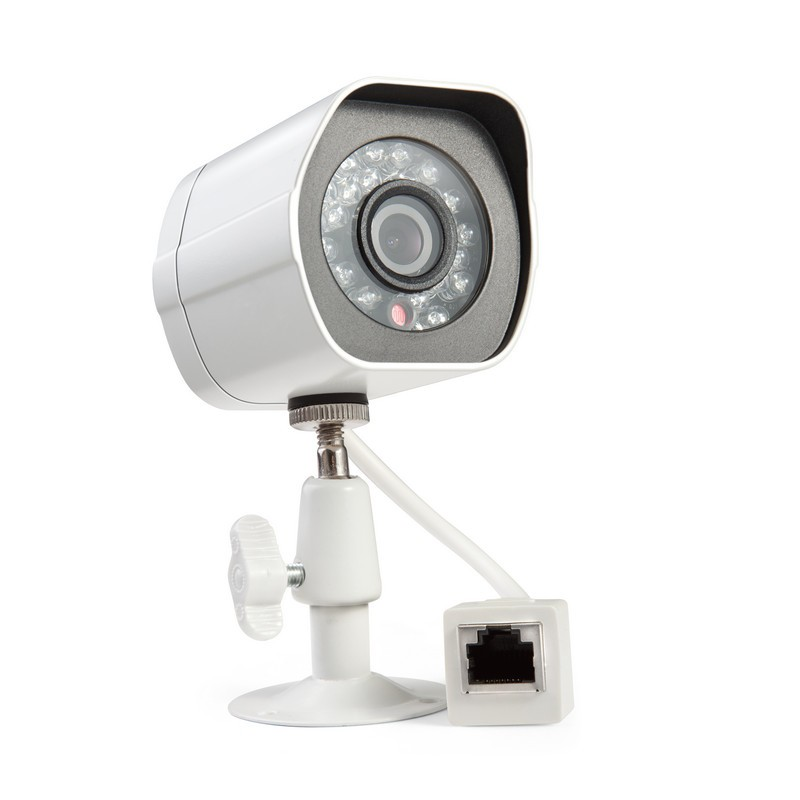Zmodo Internet IP Camera 720p HD ZP-IPH15-S