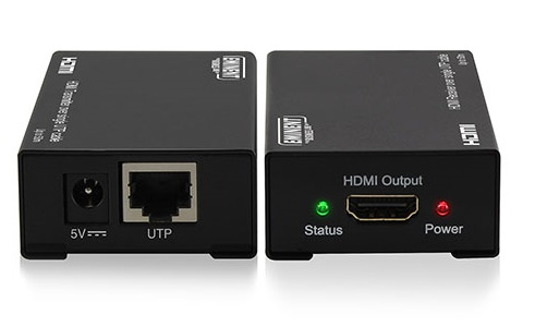 HDMI over Ethernet Adapter HDMI extender 50m 1080p@60Hz