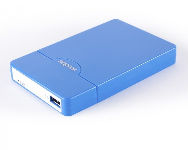 "Approx Hdd Enclosure 2.5"" USB 3.0 APPHDD10x"