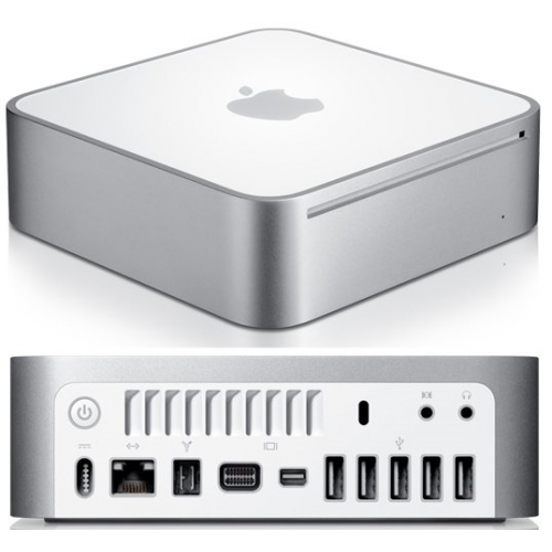 Apple Mac mini Core 2 Duo 2.26GHz/2Gb/160Gb (Late 2009) #RFB