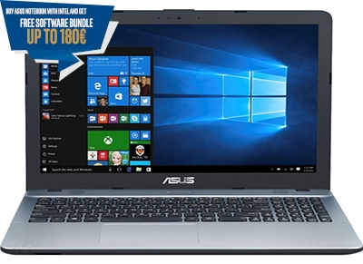 ASUS NB X541UV-DM1459T i7-7500U/6GB/1TB/920M 2GB/15,6/W10H