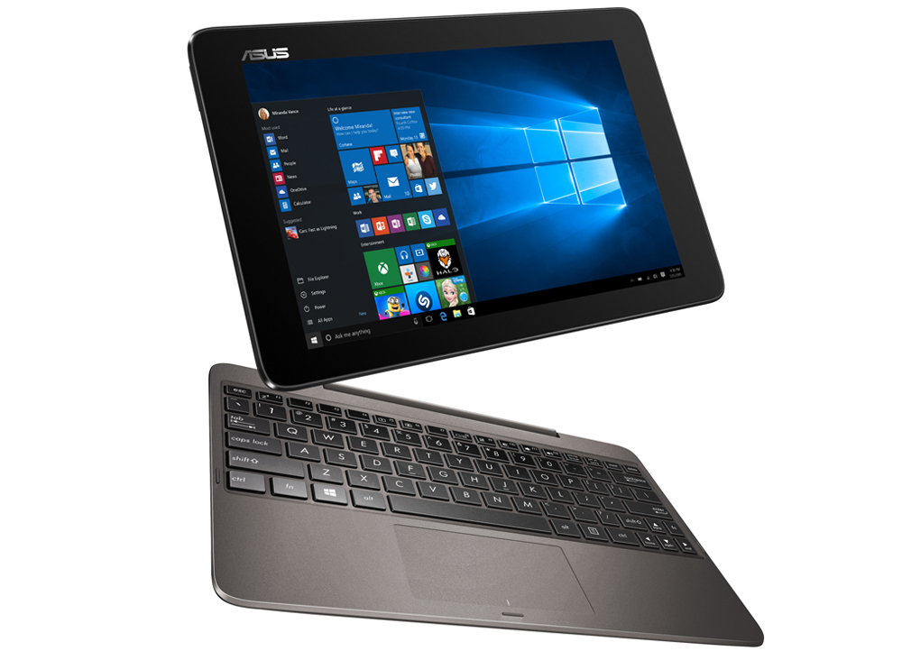 ASUS NB T100HA-FU002T Z8500H/2+32GB/Win10H/Touch 10.1'' WXGA+Key