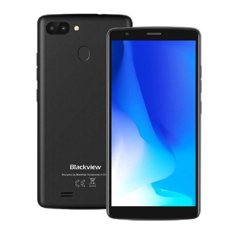 BLACKVIEW A20 PRO 4G 5.5''  2GB/16GB Black Finger Dual HDR