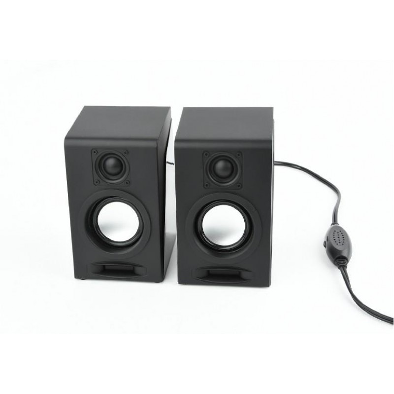 Ηχεία Gembird Speakers 2.0 BREZZE 2X3W