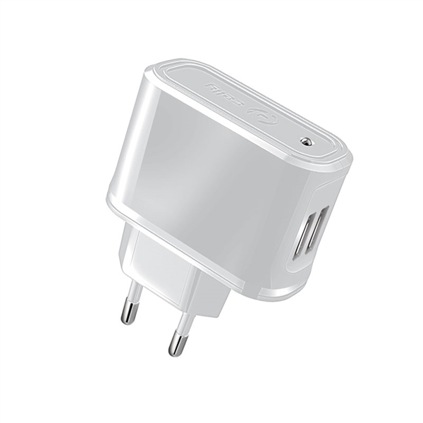 Celly Travel Adapter 2 USB 2.1A White