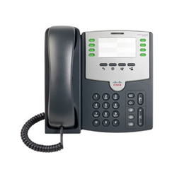 Τηλέφωνο Cisco SPA501G IP Phone Telephony 8-Lines