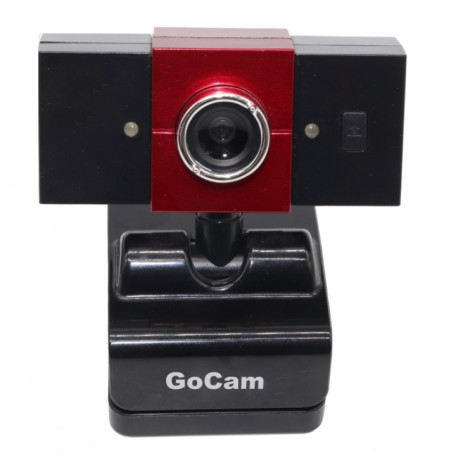 WEBCAMERA GOCAM USB 640X480 HD lens