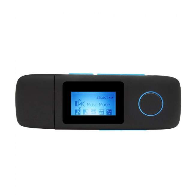 Crypto MP3 Player MP320 8GB microSD/FM/Voice/Display