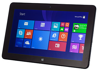 Dell Tablet Venue 11 HD Pro Intel Z3770/2G/64GB/Win8.1pro 5130