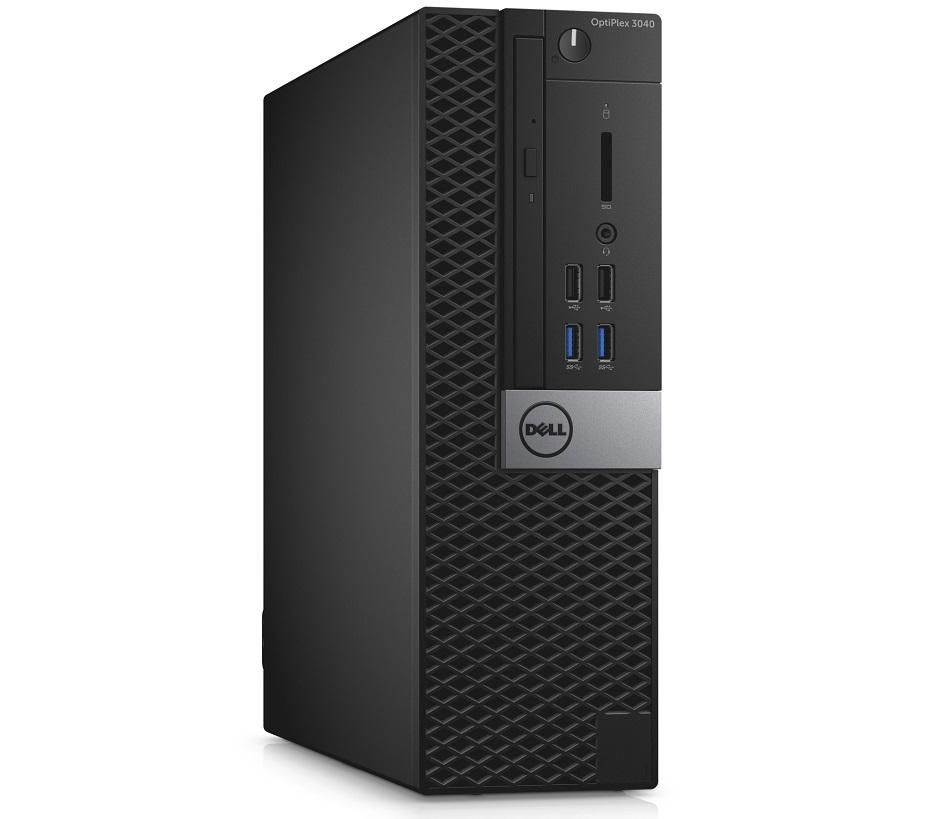 DELL PC OptiPlex 3040 SFF i3-6100 3.70 4G-500Gb W10P #RFB