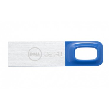 DELL FLASH 32GB USB 2.0 Silver/Blue