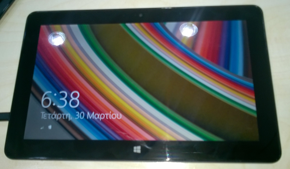 Dell Tablet Venue 11 HD Pro Intel Z3770/2G/64GB/Win10pro 5130