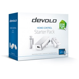 Devolo Home Control Central Unit Smart Home 9805