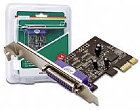Digitus PCI Express to Parallel Παράλληλη Θύρα κάρτα DS-30020