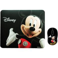 Set Ποντίκι και Mouse Pad Disney Mickey 3D DSY TP3001