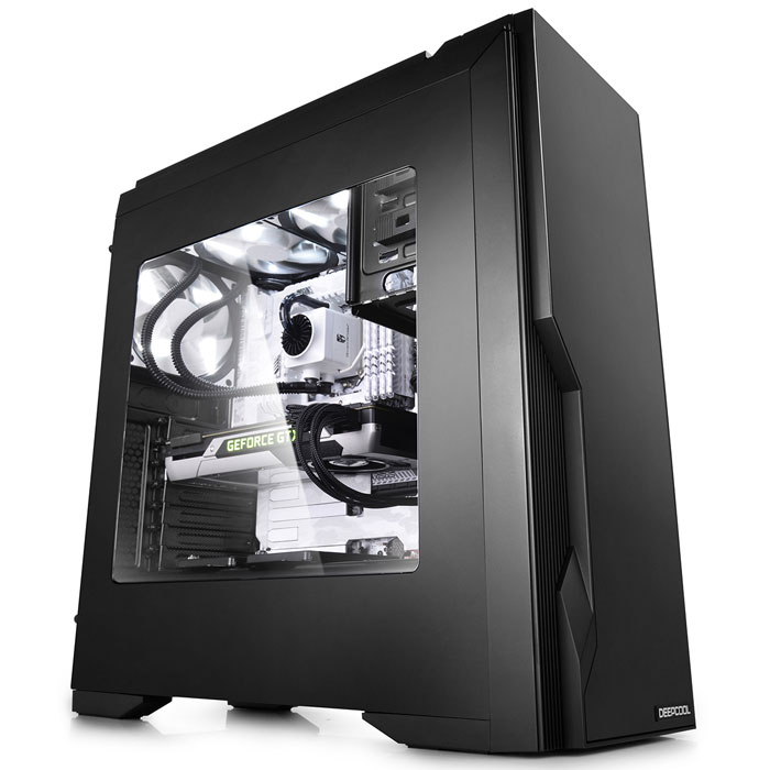 Alpha PC Gaming i5-8600K/16Gb/512SSD-1Tb/GTX1070Ti/BluR/Win10