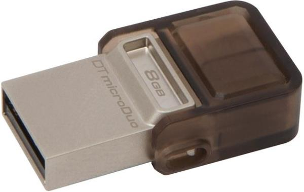 Kingston 8Gb Flash USB Disk DTDUO/8GB