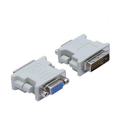 Adaptor Changer DVI-D to VGA  Μετατροπέας