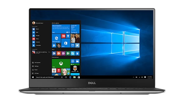 DELL Ultrabook XPS 13 13.3'' i7-6500U/16G-512GbSSD/Win10 Pro